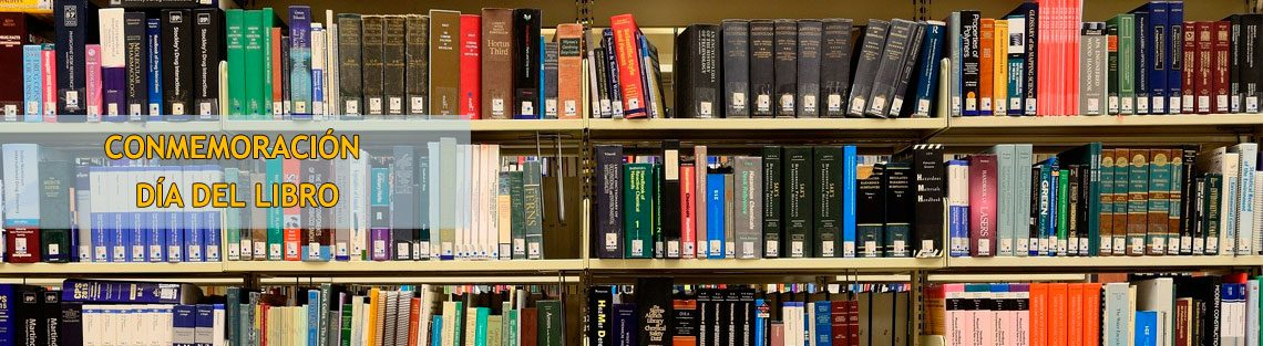 Conmemoración por el Día del Libro