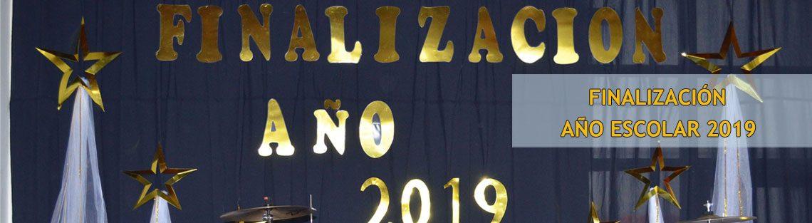 Finalización Escolar 2019