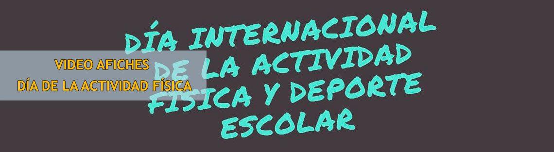 Video de Afiches Día de la Actividad Física